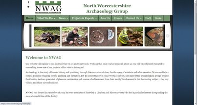 North Worcs Archaeology Group